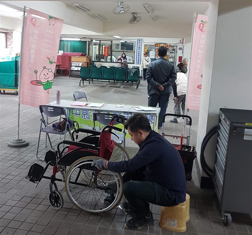 108.4.2中壢區精忠國宅活動中心